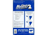 Mylites2 Mylar professional protective bags for comics - New
