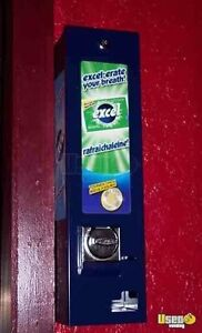 Excel Gum wall mounted vending machines London Ontario image 6