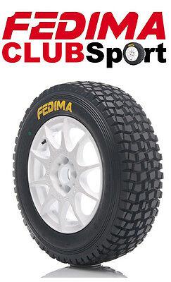 Fedima Club Sport Autocross - Sandreifen 195/65R15 E-Kennzeichnung - soft