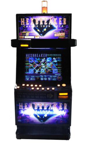 IGT Hexbreaker Video Machine