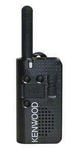 KENWOOD PKT-23E - sehr kompaktes PMR-446 Funkgerät der Profiklasse