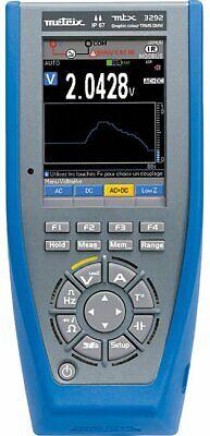Aemc 2154.04 Dmm Model Mtx 3293 Asyc Iv Trms 100000-cts Usb