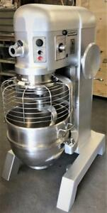 Hobart 60 quart dough mixer - excellent condition - refurbished and ready to