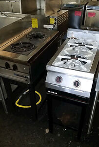 Stock Pot and Wok Range, Heat Large Stock Pots and Cook Fast