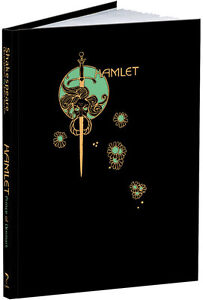 HAMLET SHAKESPEARE ~ ILLUS JOHN AUSTEN ~ REPLICA OF 1922 EDITION ~ EXQUISITE!!