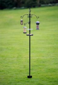 Tom chamber bird frame for feeders nuts and seeds
