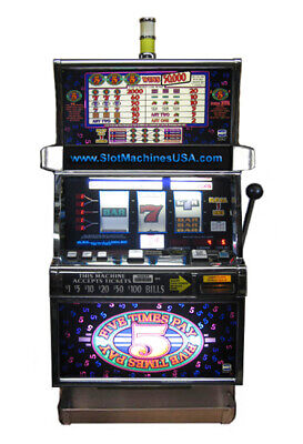 IGT Five Times Pay Slot Machine For Sale
