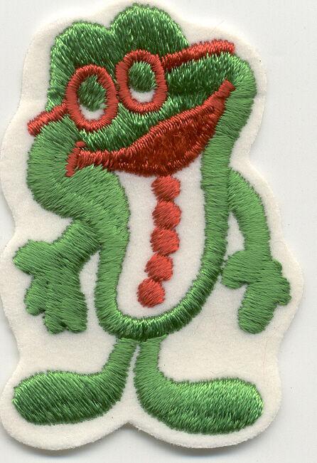 El Coqui Frog Patch  NEW