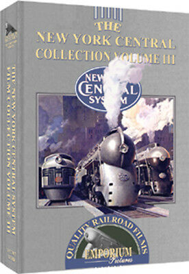 NYC Collection - Vol III DVD -w/ 20th Century Limited At GCT + More! SHIPS FREE!