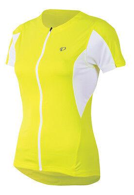 Pearl Izumi Women s Select Bike Cycling Jersey Screaming Yellow - Small daa498aeb