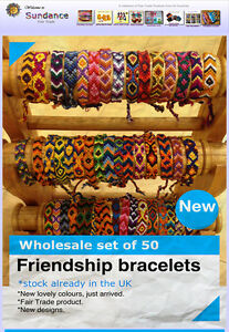 Wholesale lot of 50 friendsh