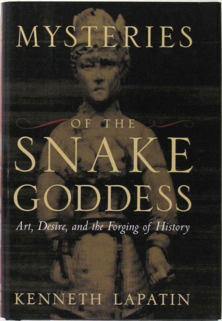 Ancient Minoan Snake Goddess - MFA Boston Greek Figurine - is it Real or Fake?