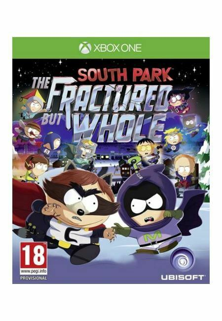 %2A+Xbox+One+NEW+SEALED+Game+%2A+SOUTH+PARK+-+THE+FRACTURED+BUT+WHOLE