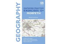 ISEB Geography revision Mapwork Practice Exercises (Morpeth) 13+ Key Stage 3
