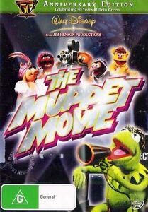 THE MUPPET MOVIE Anniversary : NEW DVD