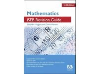 ISEB Mathematics Revision Guide 3rd Edition Key Stage 3 11+ 13+