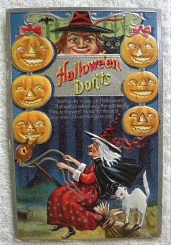 Vintage Halloween Don