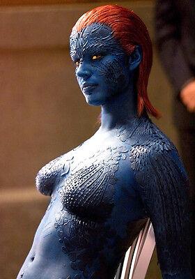 Movie PHOTO 8.25x11.75 Rebecca Romijn X-Men: The Last Stand 2006 Mystique #02