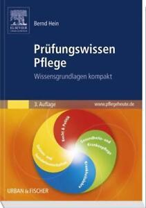 PRÜFUNGSWISSEN PFLEGE, 3. Auflage, Wissensgrundlagen kompakt, NEU/OVP