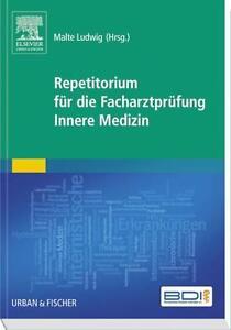 Repetitorium für die Facharztprüfung Innere Medizin (2014, Taschenbuch)