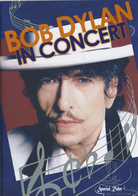 BOB DYLAN 2009 Tour Concert Program Tour Book