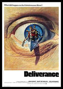 Deliverance-riproduzione-film-OCCHIO-POSTER
