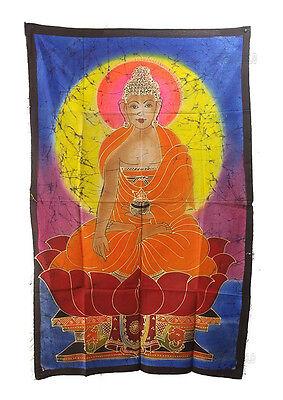 Batik of Lord Buddha 115x 74cm Hanging Wall 07