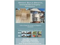 General building, Extensions, Fascia, Guttering Plastering, Painting ,Fencing ,Conservatories