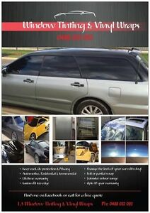 L.S Window Tinting and Vinyl Wrap Adelaide CBD Adelaide City Preview