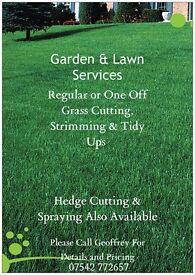 Garden & Lawn Services