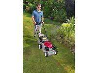 Honda lawnmower wanted !