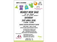 🌟🌟 BABY & CHILDREN PRE-LOVED NEARLY NEW SALE 🌟🌟