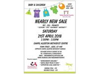 Baby & Child Nearly New Sale