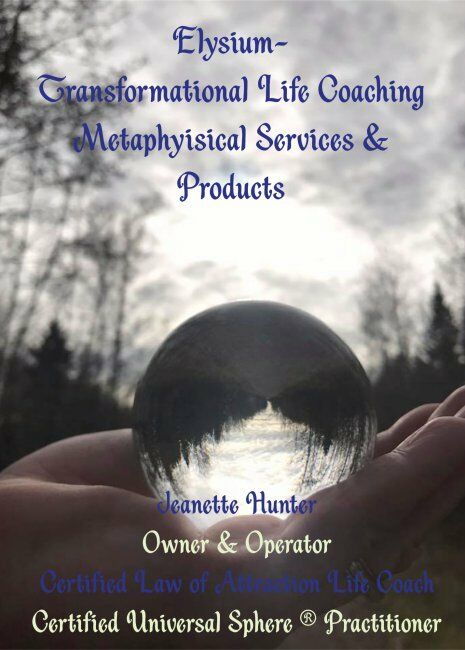 Spiritual Life Coaching, Metaphysical Services & Products