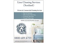 Domestic & Commercial Cleaning