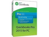 Quickbooks pro 2016 MAC WINDOWS FREE RECORDED DELIVERY