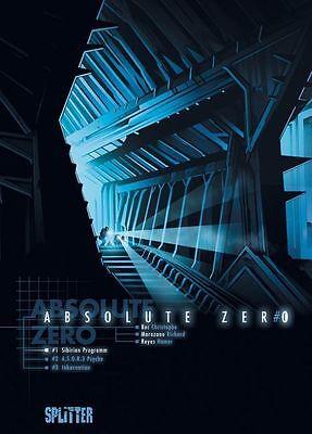 Absolute Zero 1  Splitter Verlag Neuware