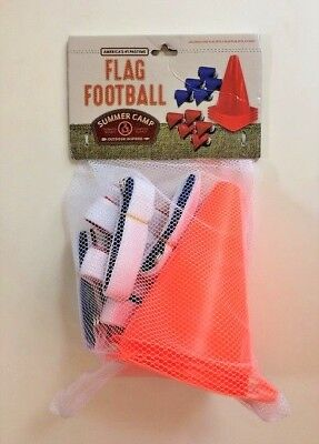 Flag Football Set Outdoor Games For Adults Girls Boys Kids Sports Equipment - Outdoor Sports Games For Kids