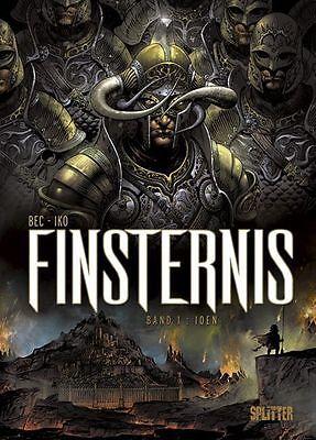 Finsternis  Band  1  HC Splitter Verlag