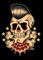 Psychobilly Band (think Motorhead crossed with Johnny Cash)