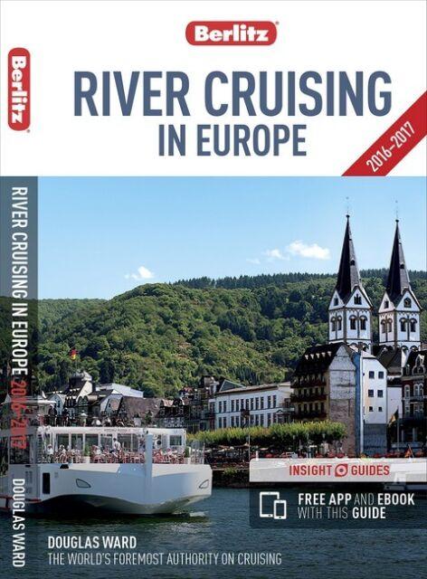Berlitz River Cruising in Europe *FREE SHIPPING - NEW*