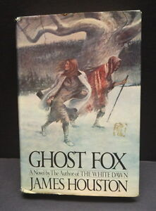 Ghost Fox hardcover book by James Houston