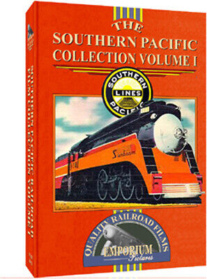 Southern Pacific Railroad Film Collection Volume I - W 1947