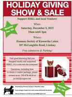 Holiday Giving Show & Sale for HSKL!