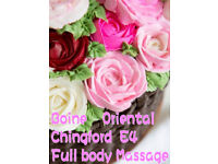 Oriental massage Full body massage in chingford