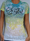 Sinful By Affliction Polyester Tops for Women