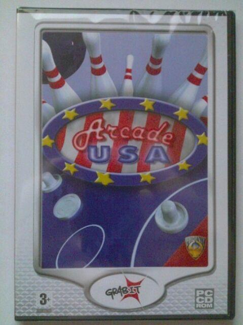 Arcade USA, PC CD-Rom Game