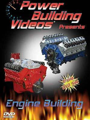 How To Build And Assemble Stock, Mild Or Wild Engines By Power Building Videos