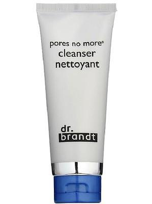 dr brandt pores no more cleanser 3.5 oz Sealed Tube - Powerful Foaming Cleanser
