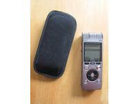 Olympus digital voice recorder DM-650